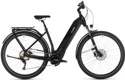 Cube Kathmandu Hybrid Pro 500 Easy Entry Womens 2020 - Electric Hybrid Bike