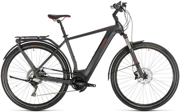 Cube Kathmandu Hybrid EXC 500 2020 - Electric Hybrid Bike