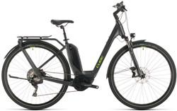 Cube Touring Hybrid EXC 500 Easy Entry Womens 2020 - Electric Hybrid Bike