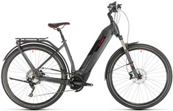 Cube Kathmandu Hybrid EXC 500 Easy Entry Womens 2020 - Electric Hybrid Bike