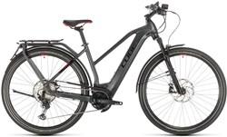 Cube Kathmandu Hybrid 45 625 Trapeze Womens 2021 - Electric Hybrid Bike