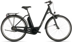 Product image for Cube Town Hybrid One 400 Easy Entry Womens 2020 - Electric Hybrid Bike