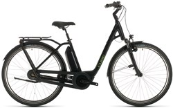 Cube Town Hybrid Pro 500 Easy Entry Womens 2020 - Electric Hybrid Bike