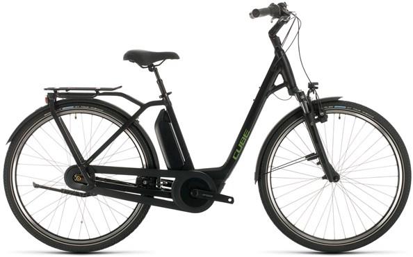 Cube Town Hybrid Pro 500 Easy Entry Womens 2020 - Electric Hybrid Bike