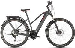 Cube Kathmandu Hybrid EXC 500 Trapeze Womens 2020 - Electric Hybrid Bike