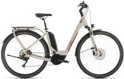 Cube Touring Hybrid Pro 500 Easy Entry Womens 2020 - Electric Hybrid Bike