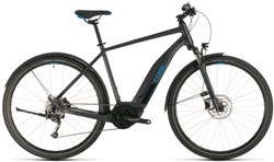 Cube Nature Hybrid One 400 AllRoad 2020 - Electric Hybrid Bike