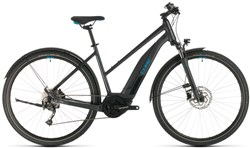 Cube Nature Hybrid One 500 Trapeze Womens 2020 - Electric Hybrid Bike