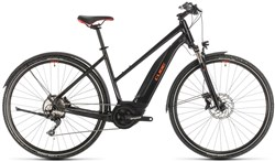 Cube Nature Hybrid EXC 500 AllRoad Trapeze Womens 2020 - Electric Hybrid Bike