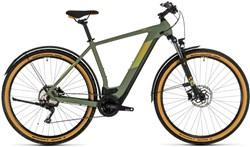 Cube Cross Hybrid Pro 625 AllRoad 2020 - Electric Hybrid Bike