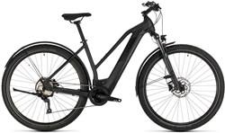 Cube Cross Hybrid Pro 625 AllRoad Trapeze Womens 2020 - Electric Hybrid Bike