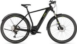 Cube Cross Hybrid Race 625 AllRoad 2020 - Electric Hybrid Bike