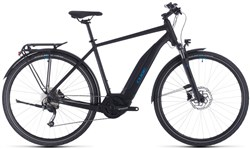 Cube Touring Hybrid One 400 2020 - Electric Hybrid Bike