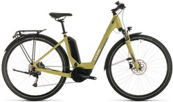 Product image for Cube Touring Hybrid One 500 Easy Entry Womens 2020 - Electric Hybrid Bike