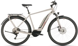 Cube Touring Hybrid Pro 500  2020 - Electric Hybrid Bike