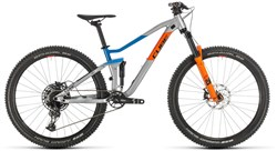 """Cube Stereo 120 Youth 27.5"""" 2020 - Trail Full Suspension MTB Bike"""