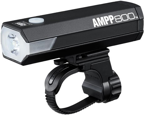 Cateye AMPP 800 USB Rechargeable Front Bike Light