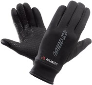 Product image for Chiba Polartec Fleece Long Finger Cycling Gloves