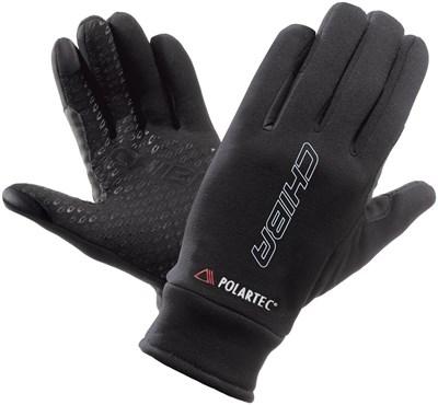 Chiba Polartec Fleece Long Finger Cycling Gloves