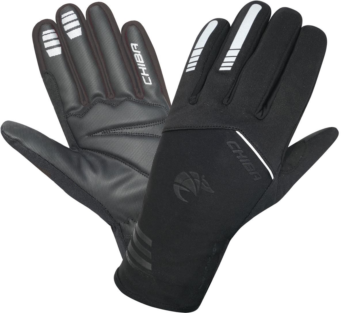 Chiba 2nd Skin Waterproof & Windprotect Long Finger Cycling Gloves   Gloves