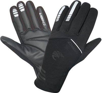 Chiba 2nd Skin Waterproof & Windprotect Long Finger Cycling Gloves