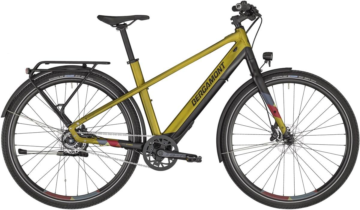 Bergamont E-Solace Elite 2020 - Electric Hybrid Bike | City