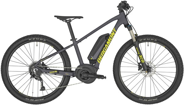 "Bergamont E-Revox 3 26"" 2020 - Electric Mountain Bike"