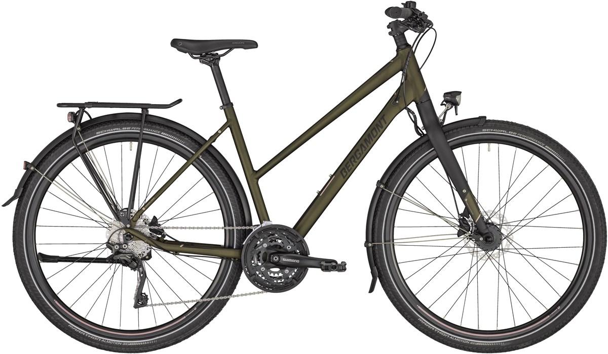 Bergamont Vitess 7 Womens 2020 - Touring Bike | City