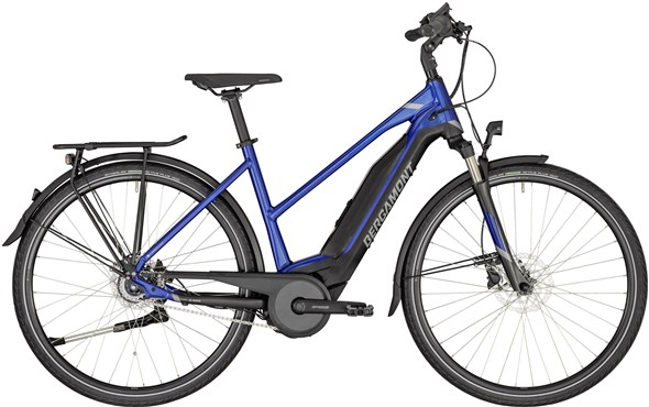 Bergamont E-Horizon N8 FH 500 Womens 2020 - Electric Road Bike
