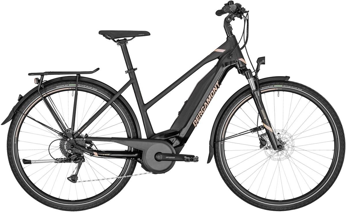 Bergamont E-Horizon 6 500 Womens 2020 - Electric Road Bike | City