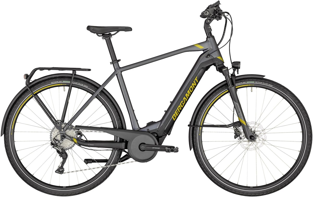 Bergamont E-Horizon Expert 500 2020 - Electric Road Bike | City