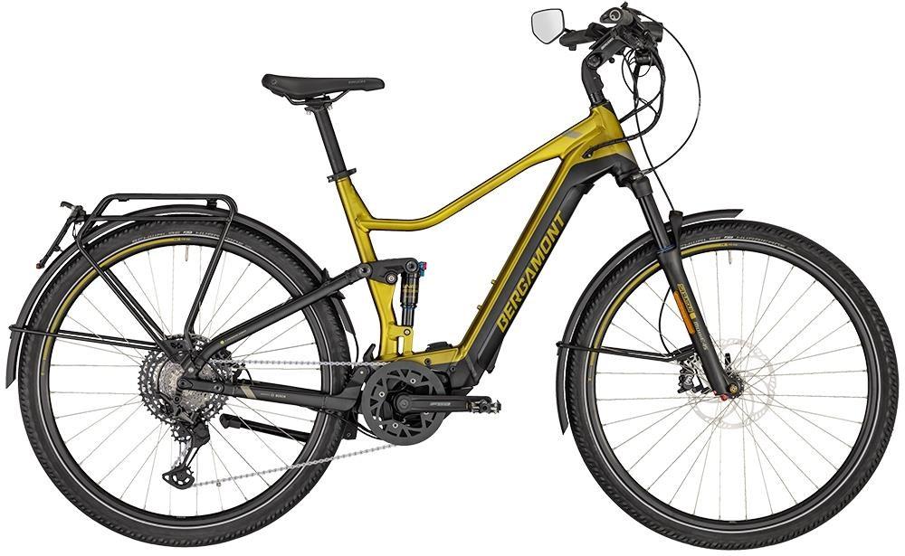 Bergamont E-Horizon FS Elite Speed 2020 - Electric Road Bike | City