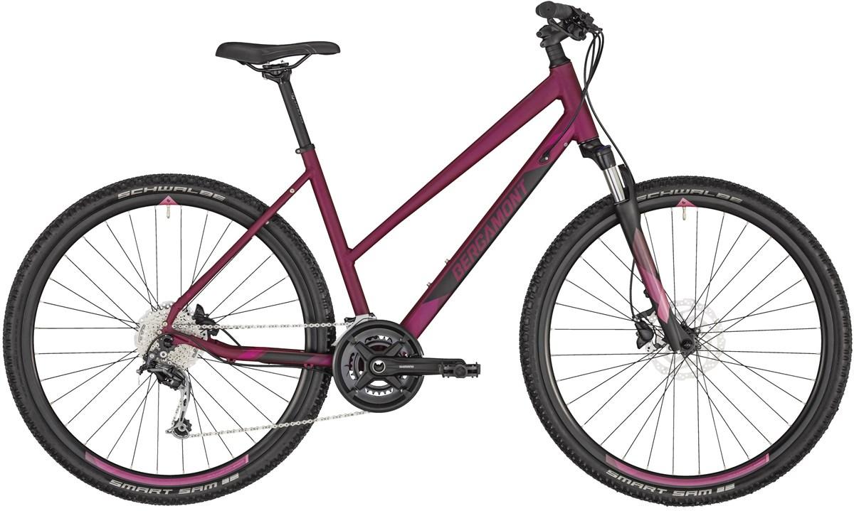 Bergamont Helix 5 Womens 2020 - Hybrid Sports Bike | City