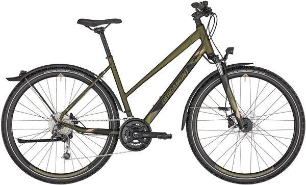 Bergamont Helix 6 EQ Womens 2020 - Hybrid Sports Bike