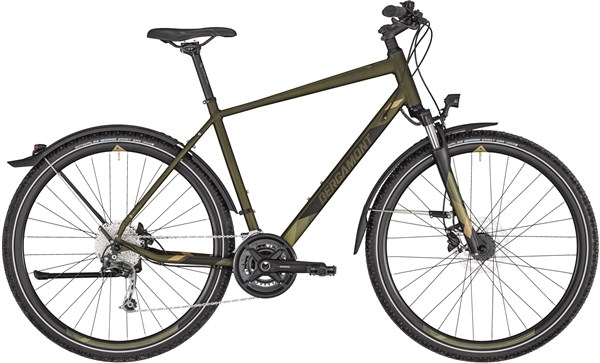 Bergamont Helix 6 EQ 2020 - Hybrid Sports Bike