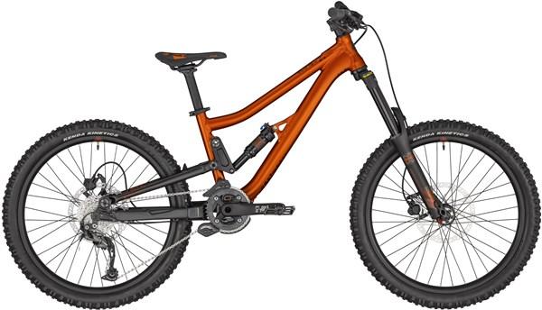 Bergamont Big Air Tyro 24w 2020 - Enduro Full Suspension MTB Bike