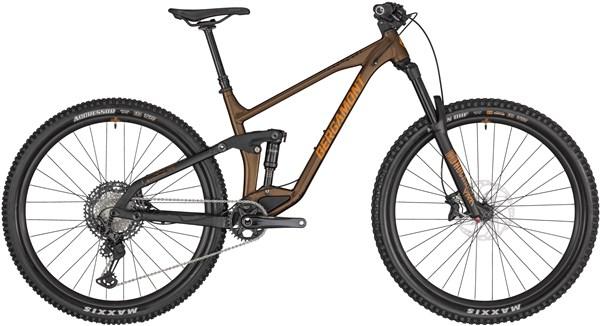 "Bergamont Trailster 8 29"" Mountain Bike 2020 - Enduro Full Suspension MTB"