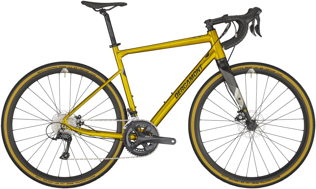 Bergamont Grandurance 5 2020 - Road Bike | Road bikes