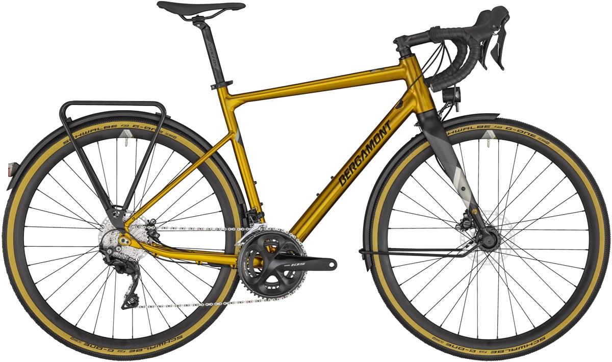 Bergamont Grandurance RD 7 2020 - Road Bike | Road bikes