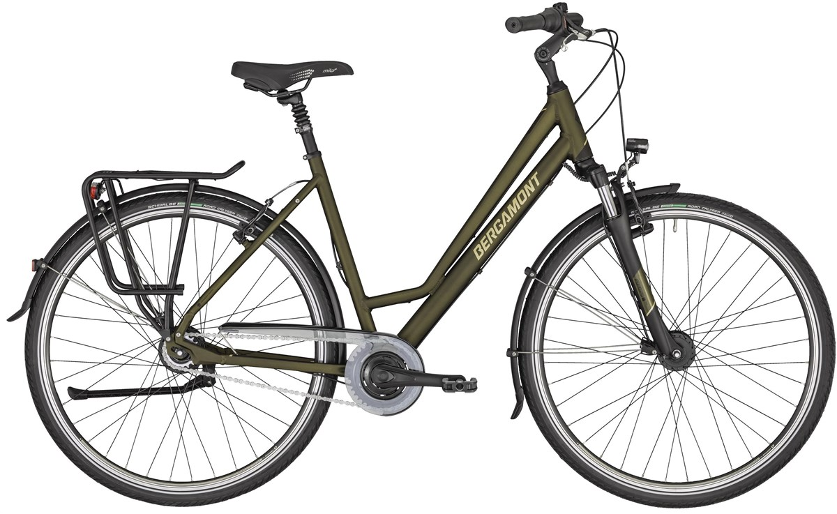 Bergamont Horizon N8 FH Amsterdam 2020 - Touring Bike | City