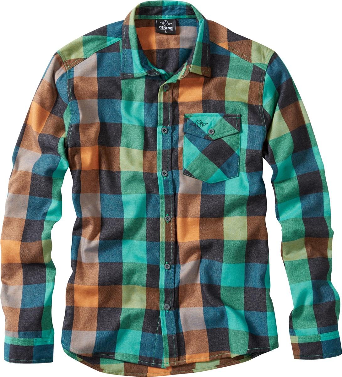 Genesis Flannel Shirt | Jerseys