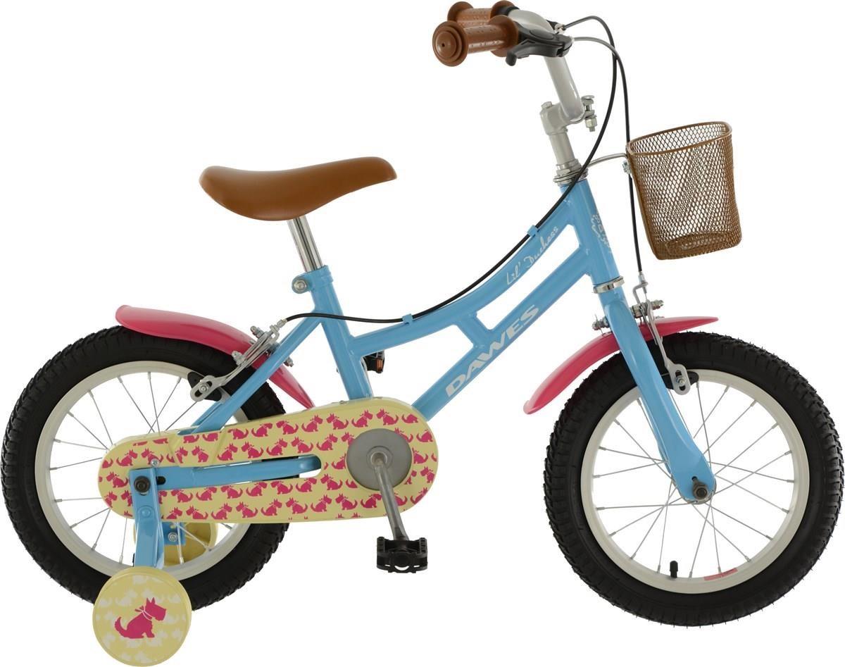 Dawes Lil Duchess 14w Girls - Nearly New 2018 - Kids Bike   City
