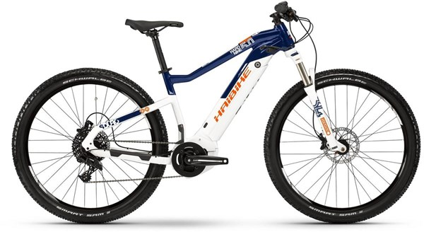 "Haibike SDURO HardNine 5.0 29"" - Nearly New - M 2019 - Electric Mountain Bike"