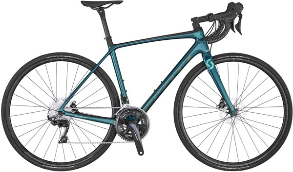 Scott Contessa Addict 25 Disc Womens 2020 - Road Bike