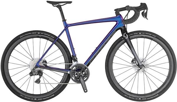 Scott Addict Gravel 10 2020 - Gravel Bike