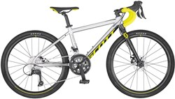 Scott Gravel 24 2020 - Junior Bike