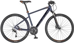 Scott Sub Cross 10 2020 - Hybrid Sports Bike