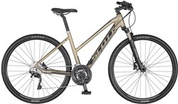 Scott Sub Cross 10 Womens 2020 - Hybrid Sports Bike