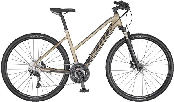 Scott Sub Cross 10 Womens 2020 - Hybrid Sports Bike