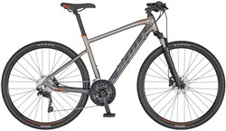 Scott Sub Cross 20 2020 - Hybrid Sports Bike